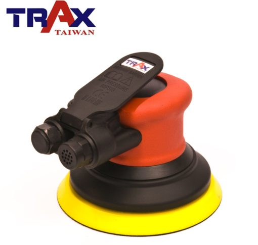 TRAX ARX-OB51 (5吋單顆日本培林氣動研磨打蠟機) 4 - <div>使用單顆日本進口培林,重量輕、運轉順暢、壽命長</div> <div>人體工學防滑橡膠設計,體積嬌小好握 、 好操作</div> <div>超輕量化塑鋼機身,加轉盤只有0.8kg</div> <div>雙配重專利設計,超低振動,超靜音</div> <div>可微調轉速,打蠟、研磨都好用</div> <div>汽車、重機、自行車打蠟輕鬆上手!</div>