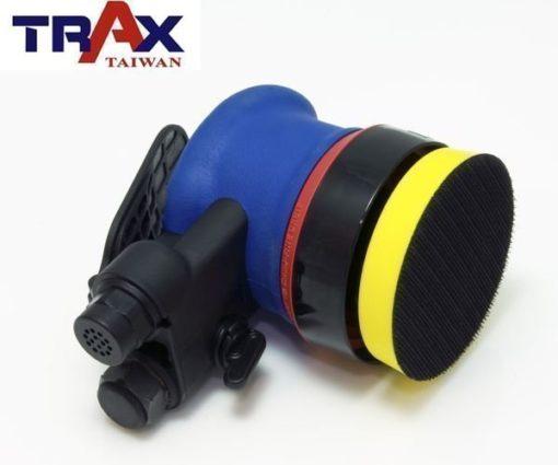 ARX-OB3[日本培林氣動3吋2.5mm偏軸氣動打蠟機/研磨機/DA打蠟機]+海綿組 4 - <div>使用單顆日本進口培林,重量輕、運轉順暢、壽命長</div> <div>使用4吋海綿可直接塞入罐頭蠟、棕櫚蠟</div> <div>2.5mm偏擺,適用小範圍非平面區域打蠟研磨,專打重機、自行車、汽車彎角處</div> <div>人體工學防滑橡膠設計,體積嬌小好握 、 好操作</div> <div>超輕量化塑鋼機身,加轉盤只0.7kg</div> <div>雙配重專利設計,超低振動,超低噪音</div> <div>可微調轉速,打蠟、研磨都好用</div>