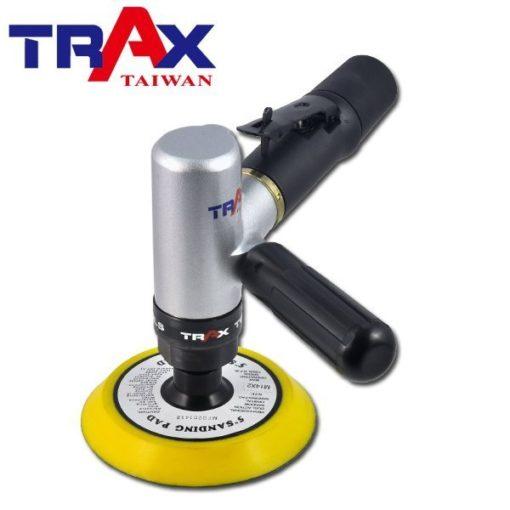 "ARX-840H [5吋無偏軸低轉速高扭力氣動RO拋光機/砂光機/研磨機/打蠟機] 3 - <div>5吋無偏軸低轉速高扭力氣動RO拋光機/砂光機/研磨機/打蠟機</div> <div>最大 轉數 2,500 rpm</div> <div>偏軸 無</div> <div>使用壓力 90psi</div> <div>重量 1.5 kg</div> <div>轉盤尺寸 5吋</div> <div>螺牙規格 M16╳2.0(外牙)及 5/16""╳24(內牙)</div> <div></div> <div>附件</div> <div>一.說明書</div> <div>二.快速接頭</div> <div>三.裝卸板手</div> <div>四.保養油</div> <div>五.5吋轉盤</div> <div>六. 6吋拋光黃色平面海綿+6吋黑色上蠟平面海綿+5吋羊毛輪</div> <div>七.調速閥</div>"