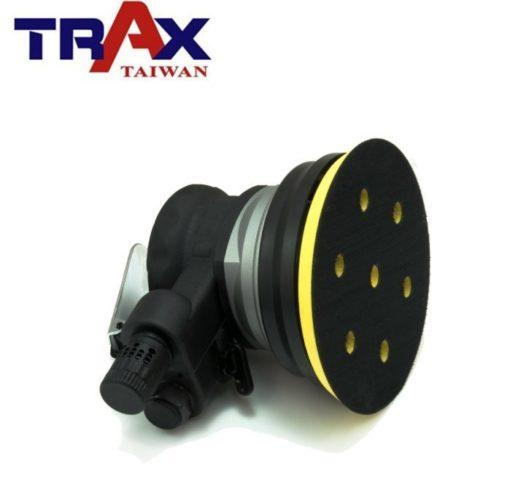 ARX-GD51 [掌上型5吋齒輪驅動大扭力4.2mm偏擺氣動拋光機研磨機砂光機] 5 - <div>4.2mm齒輪驅動偏擺,平順的大扭力,重壓下仍繼續旋轉!</div> <div>鈑金噴塗研磨拋光專用機!</div> <div>1.1kg超輕量化塑鋼機身,輕巧好操作!</div> <div>可代替電動拋光機除紋除傷痕,並可避免觸電危險!</div> <div>超低振動,超低噪音,超長壽命!</div> <div>可微調轉速,拋光、研磨都好用 !</div>