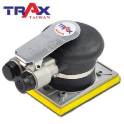 TRAX ARX-4310 四角氣動砂光機/研磨機/烤漆砂光機 6 - <div>轉數: 10,000 rpm</div> <div>偏軸: 3.2mm</div> <div>盤子尺寸: 75mm(寬)*100mm(長)</div> <div>使用壓力: 90psi</div> <div>重量: 0.7 kg</div> <div>長度: 135mm</div> <div></div> <div>附件</div> <div>一.說明書</div> <div>二.快速接頭</div> <div>三.裝卸板手</div> <div>四.保養油</div>
