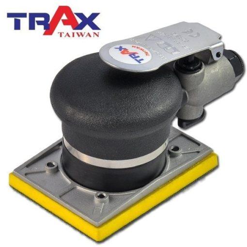 TRAX ARX-4310 四角氣動砂光機/研磨機/烤漆砂光機 3 - <div>轉數: 10,000 rpm</div> <div>偏軸: 3.2mm</div> <div>盤子尺寸: 75mm(寬)*100mm(長)</div> <div>使用壓力: 90psi</div> <div>重量: 0.7 kg</div> <div>長度: 135mm</div> <div></div> <div>附件</div> <div>一.說明書</div> <div>二.快速接頭</div> <div>三.裝卸板手</div> <div>四.保養油</div>