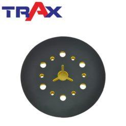ARX-GD61C 6吋6孔吸塵專用盤 6 - <div>短鉤黏扣切削力直接傳遞並延長砂紙絨毛壽命</div> <div></div>