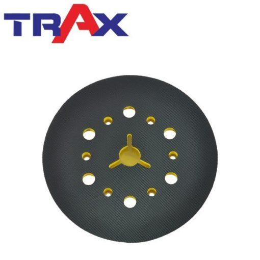 ARX-GD61C 6吋6孔吸塵專用盤 4 - <div>短鉤黏扣切削力直接傳遞並延長砂紙絨毛壽命</div> <div></div>