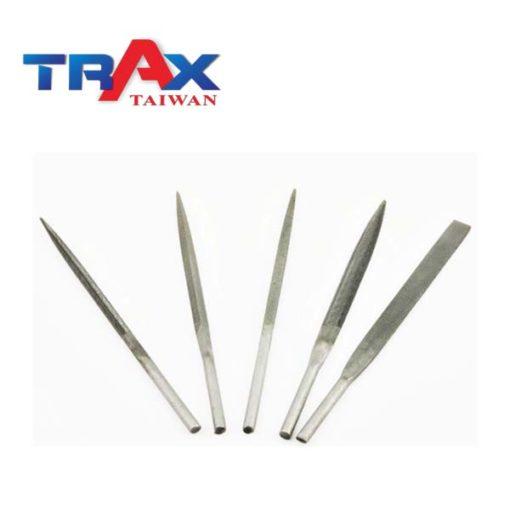 5pcs氣動鋸專用銼刀組 ARX-ASF10氣動剉刀 3 - 5pcs 銼刀: 平銼、半圓銼、 四腳銼、三角銼、圓銼 適用於任何修邊範圍