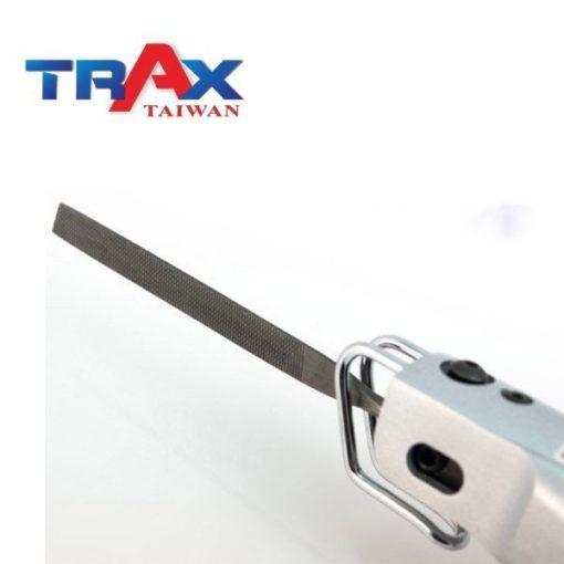 5pcs氣動鋸專用銼刀組 ARX-ASF10氣動剉刀 5 - 5pcs 銼刀: 平銼、半圓銼、 四腳銼、三角銼、圓銼 適用於任何修邊範圍