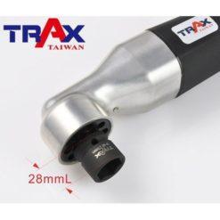 """ARX-122808K[4分(1/2"""")8件式高強度鉻鉬鋼材28mm超短氣動套筒組] 6 - <div>*超短28mm套筒,適合狹小空間使用!</div> <div>*13,14,15,17,19,21,22,24mm 8件式套筒!</div> <div>*整組高強度鉻鉬鋼材(Cr-Mo)打造,除了好用更耐用!</div> <div>*特殊熱處理,強化硬度、提高韌性</div> <div>*汽機車修護必備工具組</div>"""