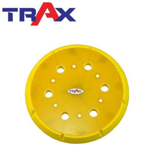 ARX-GD61C 6吋6孔吸塵專用盤 3 - <div>短鉤黏扣切削力直接傳遞並延長砂紙絨毛壽命</div> <div></div>