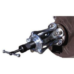 """ARX-YC911 [專業級/油壓式/通用型五爪式可鎚打可手轉軸承拆卸工具組(輪轂/哈姆/培林/軸承卸除)] 10 - <div>Hydraulic Ram (Ø37.7mm SCM420)</div> <div>Sent POP (Ø1""""x L30mm 50BV30 HRC40°±2)</div> <div>Ram Extension Rod (Ø1""""x L2"""" S45C)</div> <div>Forcing Screw (S45C)</div> <div>Striking Handle (SCM415 HRC42°±3)</div> <div>Hub Puller Socket (SCM415 HRC42°±3)</div> <div>Hub Puller Legs (SCM415 HRC42°±3) x 5pcs</div>"""