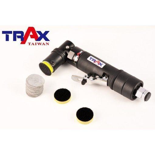 ARX-1105DS[30mm 偏軸1.5mm氣動點磨機/砂光機/研磨機/烤漆砂光] 3 - <div>30mm 偏軸1.5mm氣動點磨機/砂光機/研磨機/烤漆砂光</div> <div>轉數 7,500 rpm</div> <div>偏軸 1.5 mm</div> <div>轉盤尺寸 30mm</div> <div>重量 0.65 kg</div> <div>長度 198mm</div> <div>螺牙規格 M10×1.25P</div> <div></div> <div>附件</div> <div>一.說明書</div> <div>二.快速接頭</div> <div>三.裝卸板手</div> <div>四.保養油</div> <div>五.30mm#1500砂紙*20pcs</div> <div>六. 30mm黃色拋光海綿*2pcs</div>