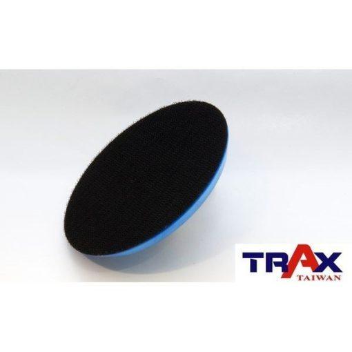"""5吋魔鬼氈黏扣盤(5/16"""" ×24牙)(藍色)底盤轉盤] 氣動打蠟機專用、研磨、拋光 4 - 氣動打蠟、研磨、拋光專用"""