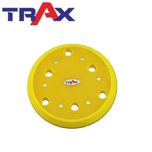 ARX-GD51C 5吋6孔吸塵專用盤 3 - 短鉤黏扣切削力直接傳遞並延長砂紙絨毛壽命