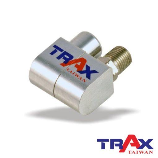 "ARX-SL14 [720度旋轉氣動萬向轉接頭] 4 - 材質: 鋁合金 旋轉角度:720度 規格:1/4""PT (2分)"