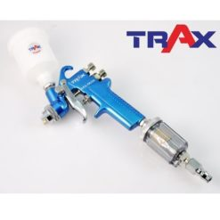 "TRAX ARX-S62 1/4"" PT 簡易型噴槍濾水器 6 - <div>連接工具作為高壓空氣的最後一到過濾。</div> <div>有效防止水氣或油氣進入噴槍及氣動工具,提高空氣品質及工具使用壽命。</div> <div>按壓排水後可重複使用!</div> <div>提高噴漆品質,保護氣動工具之最佳利器。</div>"