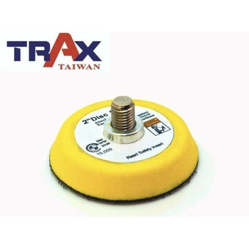 """ARX-2SPV[2吋5/16*24外牙魔鬼氈扣盤] 3 - <div>最大使用轉數 12,000 rpm</div> <div>轉盤大小 2吋(50.8mm)</div> <div>牙規 5/16""""× 24threads(外牙)</div>"""