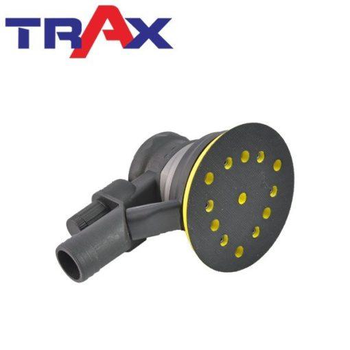 ARX-GD51C 5吋6孔吸塵專用盤 5 - 短鉤黏扣切削力直接傳遞並延長砂紙絨毛壽命