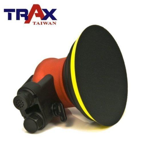 ARX-OB51[日本培林5吋5mm偏軸氣動打蠟機+6吋海綿3+5吋羊毛輪] 5 - <div>使用單顆日本進口培林,重量輕、運轉順暢、壽命長</div> <div>人體工學防滑橡膠設計,體積嬌小好握 、 好操作</div> <div>超輕量化塑鋼機身,加轉盤只有0.8kg</div> <div>雙配重專利設計,超低振動,超靜音</div> <div>可微調轉速,打蠟、研磨都好用</div> <div>汽車、重機、自行車打蠟輕鬆上手!</div>