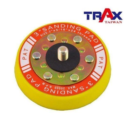 ARX-3SPV [3吋魔鬼氈扣盤-厚盤] 拋光專用(ARX-OB3專用) 3 - ARX-OB3專用盤