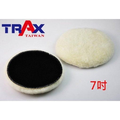 2吋、3吋、4吋、5吋、6吋、7吋羊毛輪 魔鬼沾黏扣盤專用 9 - 採用澳洲進口高密度純羊毛製作而成!