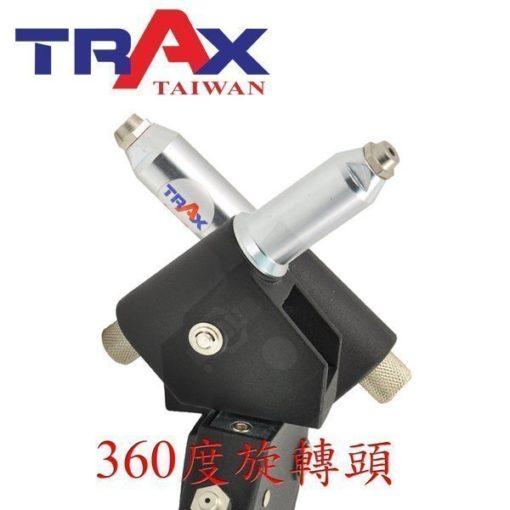 ARX-S905[360度旋轉頭手動式拉釘拉帽工具組]4.8 拉釘 M6拉帽 3 - <div>專利360度旋轉拉釘拉帽頭,可用於各種局限空間環境!</div> <div>拉釘拉帽2機1體,1組底兩組!</div> <div>特殊省力裝置,工作輕鬆有效率!</div> <div>汽、機車、機械、電子產品修護必備手工具組!</div>