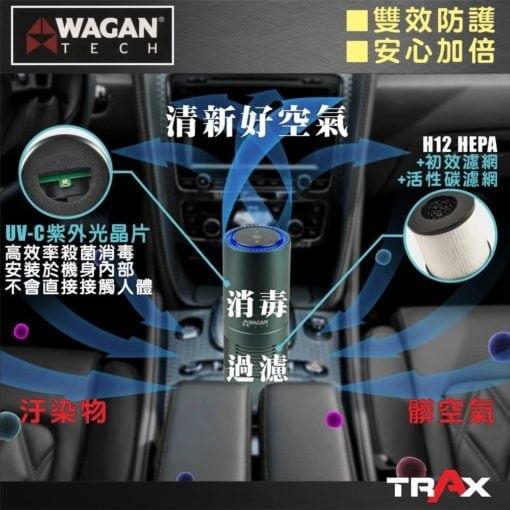 WAGAN TECH 2872 HEPA H12旗艦版空氣濾清機/空氣清淨機 7 -